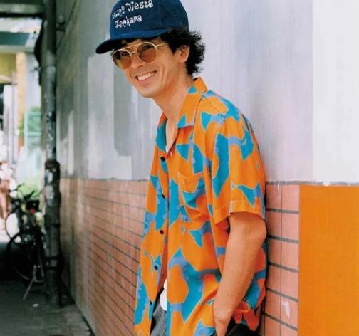 对时尚的追求无关年龄,泷藤贤一,44岁大叔穿搭出新境界