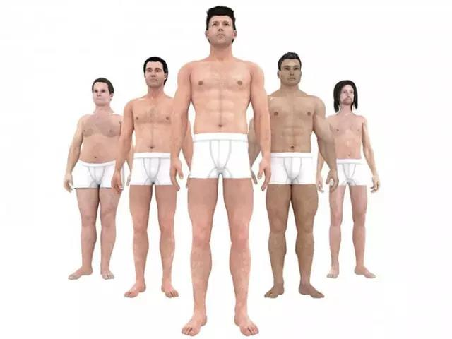 你现在的身材,符合当下的审美吗?-Blackwings官网,男士线上个人形象改造专家,形象改造,形象设计,形象管理,形象顾问,穿搭指导,素人爆改,男生发型,男生穿搭,挽回女友